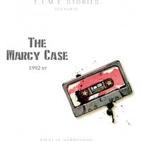 T.I.M.E Stories The Marcy Case Expansion