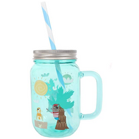 Pirate Adventure Drinking Jar