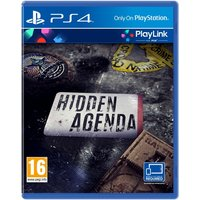 Hidden Agenda PS4 Game (PlayLink)