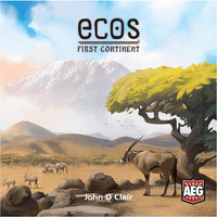 Ecos: First Continent Board Game
