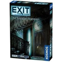 Exit: The Sinister Mansion Board Game