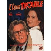 I Love Trouble DVD