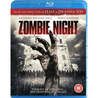Zombie Night Blu-ray