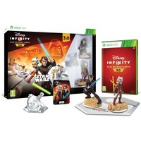 Disney Infinity 3.0 Star Wars Starter Pack & Xbox 360 Game