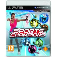 Playstation Move Sports Champions Game