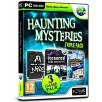 Haunting Mysteries Triple Pack Game