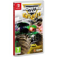 Monster Jam Crush It! Nintendo Switch Game