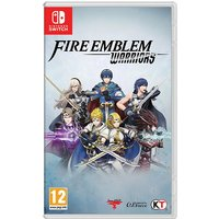 Fire Emblem Warriors Nintendo Switch Game