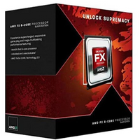 AMD Piledriver FX-8300, AM3 , 4.2GHz, 8-Core, 95W, 16MB Cache, 32nm, No Graphics