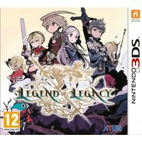 The Legend of Legacy 3DS Game