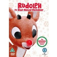 Rudolph The Red Nosed Reindeer DVD