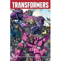 Transformers More Than Meets The Eye: Volume 9