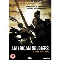 American soldiers A Day In Iraq DVD