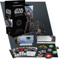 Star Wars Legion: Imperial Specialists Personnel Expansion Board Game