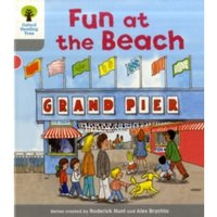 Oxford Reading Tree: Level 1: First Words: Fun at the Beach by Thelma Page, Roderick Hunt (Paperback, 2011)