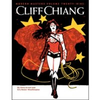 Modern Masters Volume 29: Cliff Chiang