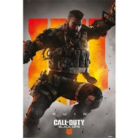 Call of Duty: Black Ops 4 - Ruin Maxi Poster