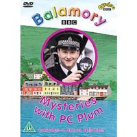 Balamory - Mysteries With P.C. Plum DVD