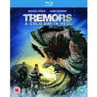 Tremors: A Cold Day in Hell Blu-ray