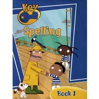Key Spelling Pupil Book 1