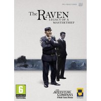 The Raven Legacy of a Master Thief Game