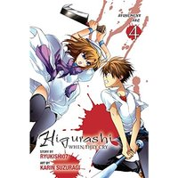 Higurashi When They Cry: Atonement Arc, Vol. 4