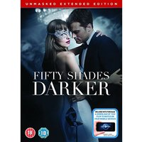 Fifty Shades Darker Unmasked Edition DVD + Digital Copy