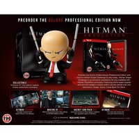 Hitman Absolution Deluxe Professional Edition Game