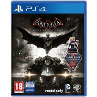 Ex-Display Batman Arkham Knight PS4 Game (with Harley Quinn pre-order DLC)