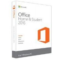 Microsoft Office for Home & Student 2016 English Medialess P2