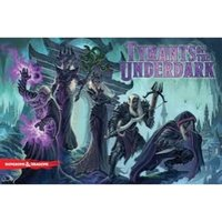 Dungeons & Dragons Tyrants of the Underdark Board Game