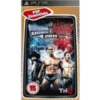 WWE Smackdown Vs Raw 2011 Game (Essentials)