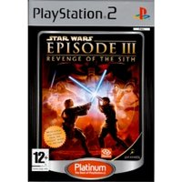 Star Wars Episode III Revenge of the Sith (Platinum) Game