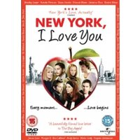 New York I Love You DVD