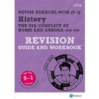 Revise Edexcel GCSE (9-1) History The USA Revision Guide and Workbook : (with free online edition)