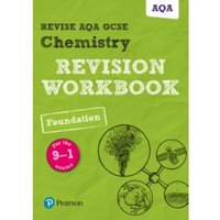 Revise AQA GCSE Chemistry Foundation Revision Workbook: for the 9-1 exams by Nora Henry (Paperback, 2017)