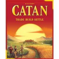 Ex-Display Settlers of Catan 2015 Refresh Used - Like New