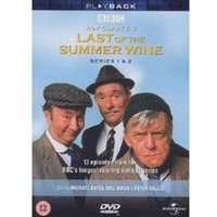 Last of the Summer Wine - Series 1 & 2 DVD