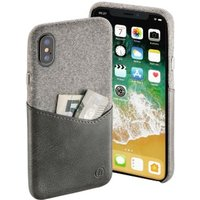 Hama Gentle Cover for Apple iPhone X, light grey