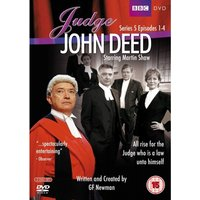 Judge John Deed Series 5 DVD