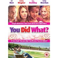You Did What DVD