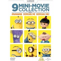 9 Mini Movie Collection From Minions Despicable Me 1 & 2 DVD