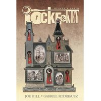 Locke & Key  Heaven & Earth Deluxe Edition Hardcover
