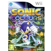 Ex-Display Sonic Colours Game
