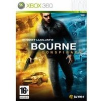 Ex-Display Robert Ludlums The Bourne Conspiracy Game