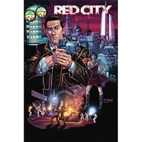 Red City Paperback