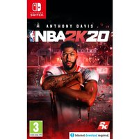 NBA 2K20 Nintendo Switch Game