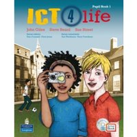 ICT 4 Life Year 7 Students' ActiveBook Pack by Sue Street, Steve Beard, John Giles (Mixed media product, 2007)