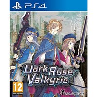 Dark Rose Valkyrie PS4 Game