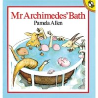 Mr Archimedes' Bath by Pamela Allen (Spiral bound, 1994)